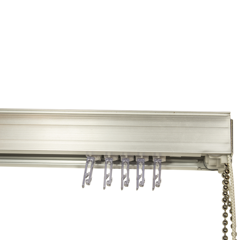 Super Vue Vertical Blind Headrail For Replacement 12